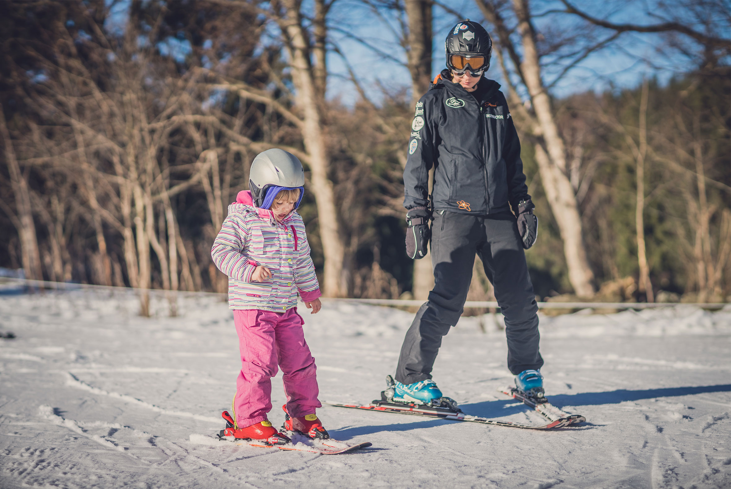 Máte doma malého lyžiara  Kedy postaviť dieťa na lyže a koľko ... fd16d2df6c0